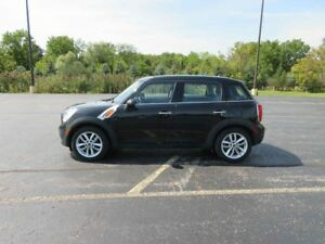 2011 MINI COOPER COUNTRYMAN FWD