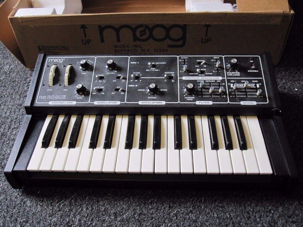 Moog Rogue Synthesizer