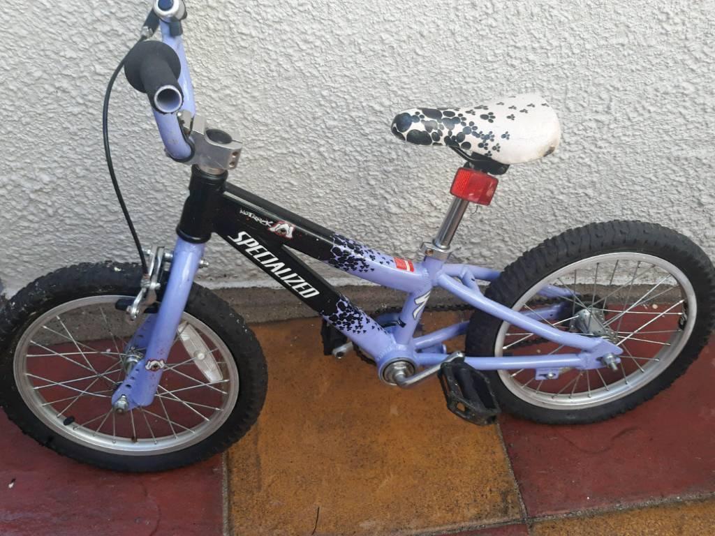 Specialized kids bike
