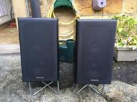 Technics SB-CS7 speakers