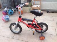 Avigo Buster MX Bike, 12.5 Wheels