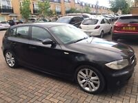 bmw 118d sport 2.0 diesel 1 series , leather m sport seats
