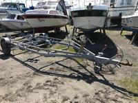 Bramber 1800kg Boat Trailer