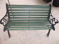 Garden Bench £60 ONO