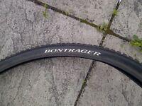 "Bontrager tire 26"""