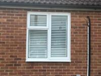 casements UPVC units fitted £399