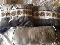 Kylie minogue cushions.