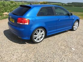 Audi S3 2.0 TFSi Quattro (Reduced price for quick sale)