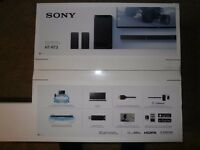 SONY Complete Home Cinema Package 600W with wired Rear Surround Speakers Home Entertainment Centre