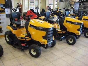 Save $100-$300 on New Cub Cadet Lawn Tractors and Zero Turn Mowers!