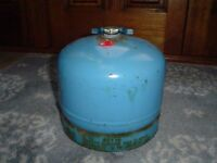 EMPTY USED CAMPING GAZ 904 GAS BOTTLE FOR CARAVAN/TENT/BOAT