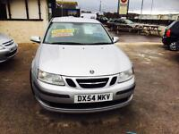 SAAB 9-3 VECTOR TID SPORTS-DIESEL-FULL SERVICE HISTORY WITH CAMBELT CHANGE-MOT 2018-2 X KEYS