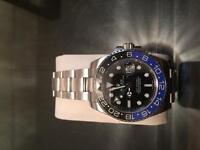 Rolex gmt cartier hublot