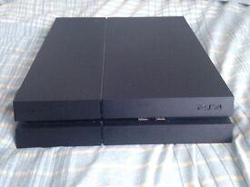 PlayStation 4 (500GB) - 5 Games
