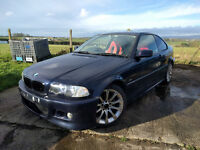 Track/Project BMW E46 323ci