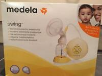 Medela Swing Breast Pump (Nearly New)