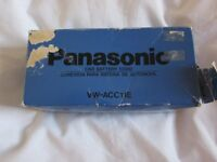 Old Panasonic VHS Video Camera Car Battery Cord