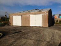 Warehouse/Store to let