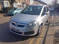 Vauxhall Zafira 1.9 Diesel 2005