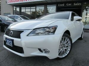 2013 Lexus GS 350 AWD-NAVIGATION-CAMERA-TECH-PKG-LOADED