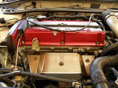 2003-06 Mitsubishi Evo 8/9 VIII/IX Stainless Steel Exhaust Manifold Heat (Exhaust Manifold Heat Shield)
