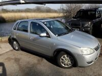 WANT A SMALL CAR..CHECKOUT THIS CORSA 1.2 5 DOOR..THIS HAS ELECTRIC SUNROOF.AIR CON.ELECTRIC WINDOWS