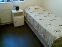 Single room available on Isle of Dogs near Canary Wharf. All bills are included.