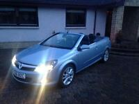 Vauxhall Astra covertable diesel