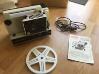 Emigrated Dual 8 Silent Projector