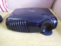 Optoma HD200X Full HD Projector, Only 21 Hours Used. Good Working Condition