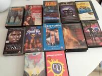 23 VHS videos