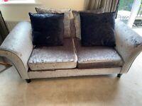 2 good condition sofa's