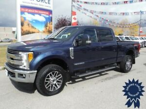 2017 Ford F350 Lariat - Diesel - 6 Passenger - Sunroof - Leather