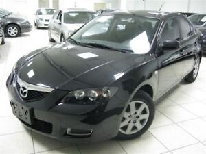 2008 Mazda MAZDA3 AUTO! LOADED!FULLY CERTIFIED!@NO EXTRA CHARGE!