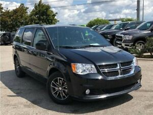 2017 Dodge Grand Caravan SXT PREMIUM PLUS**NAVIGATION**DVD**