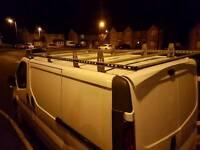 Roof rack for renualt traffic