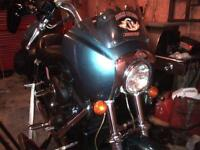 rare harley model only made 3 years