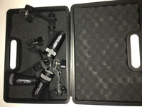 Percussion Microphones 3 in box