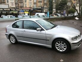 2003 Silver BMW 3 Series 97K miles for sale