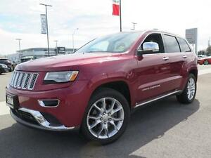 2014 Jeep Grand Cherokee Summit! Eco-Diesel! 4x4!