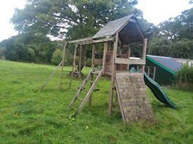 Slide/Swing/Climbingframe
