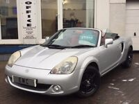 2006 55 Toyota MR2 1.8 ROADSTER~VERY LOW MILES~