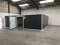 Walk in Cold Room, Freezer room, Installation and service
