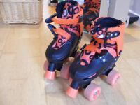 Roller Skates - Zinc quad skates 6+