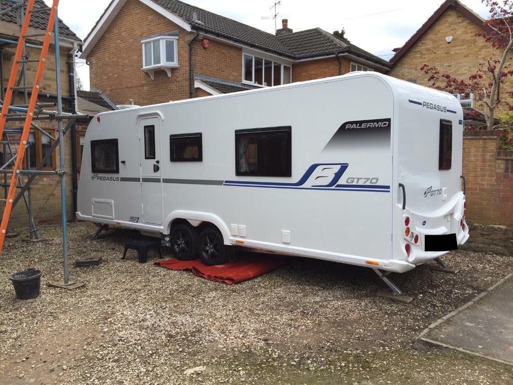 Bailey Pegasus GT70 Palermo | in Hucknall, Nottinghamshire | Gumtree