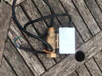 Honeywell 2port 22 mm valve