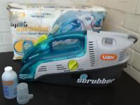 VAX CARPET CLEANER AND CAR VAC