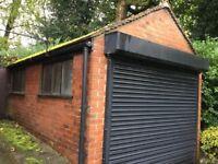 Secure dry garage car van storage lockup remote control door £100 Per month Hyde Manchester