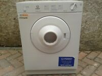Small 3kg Indesit tumble dryer