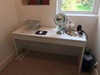 Ikea Desk MICKE White